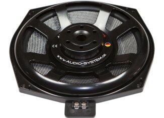 Audio System AX 08 BMW EVO 2 20cm Subwoofer für alle E und F BMW Modelle Stück