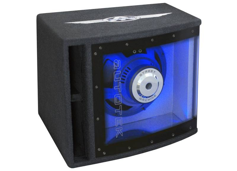 autotek machine subwoofer