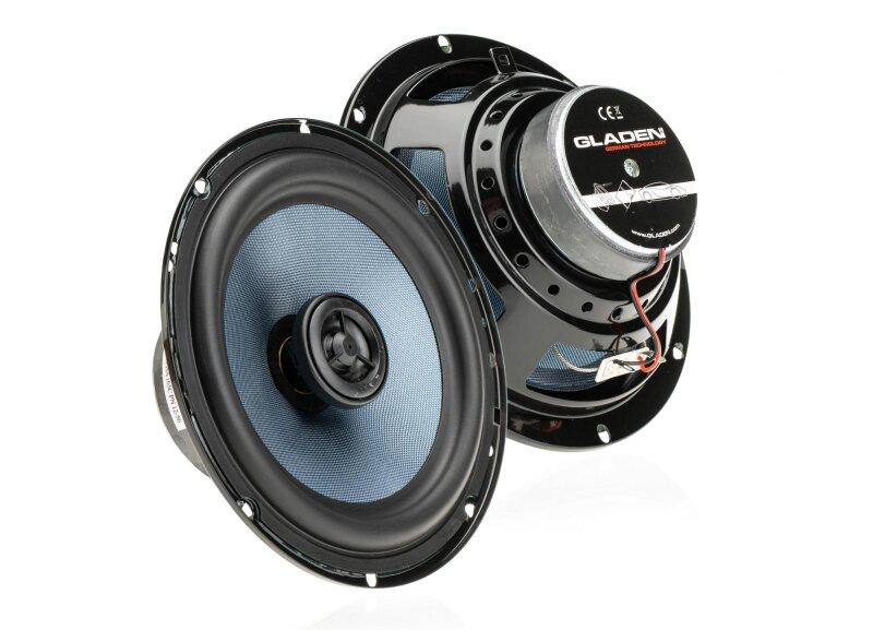 Gladen Audio ALPHA 165 C 16cm Koax Lautsprecher