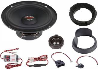 Audio System XFIT VW POLO 9N